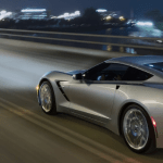 2019 Chevrolet Corvette Coupe Exterior