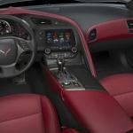 2019 Chevrolet Corvette Coupe Interior