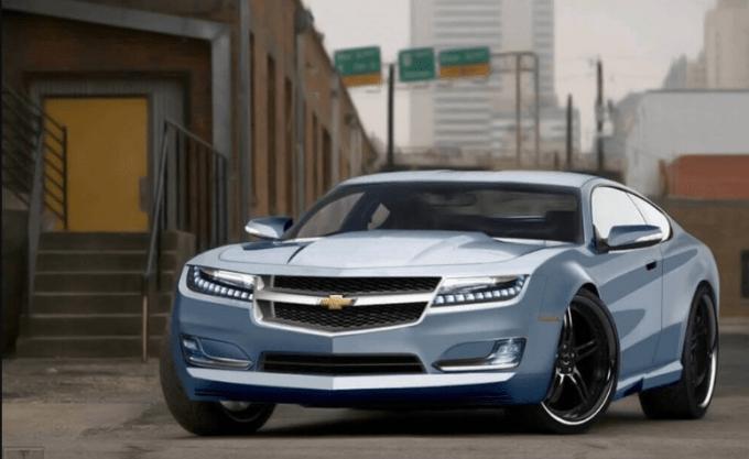 2019 Chevrolet SS
