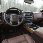 2019 Chevy Silverado 2500HD Interior