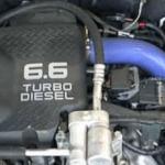 2020 Chevrolet Silverado Engine