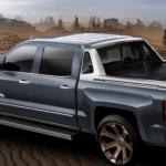 2020 Chevrolet Silverado Exterior