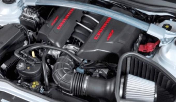 Chevrolet Camaro 2020 Engine