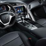 2019 Chevrolet Corvette Convertible Interior