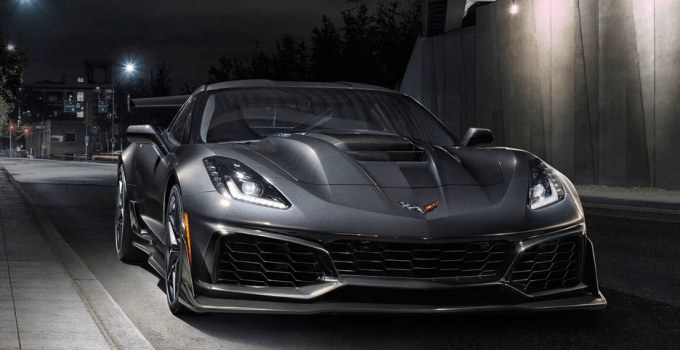 2019 Chevrolet Corvette Convertible