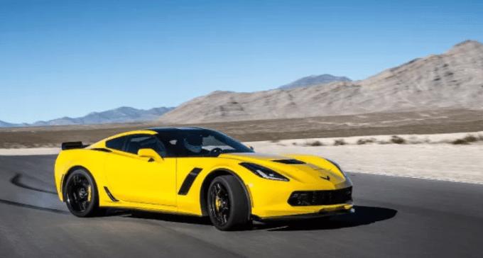 2019 Chevrolet Corvette Z06 Exterior