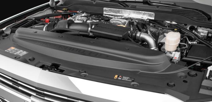 2019 Chevrolet Silverado Trail Boss Engine