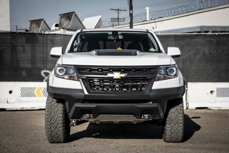 2019 Chevrolet Colorado updates | Hirlinger Chevrolet