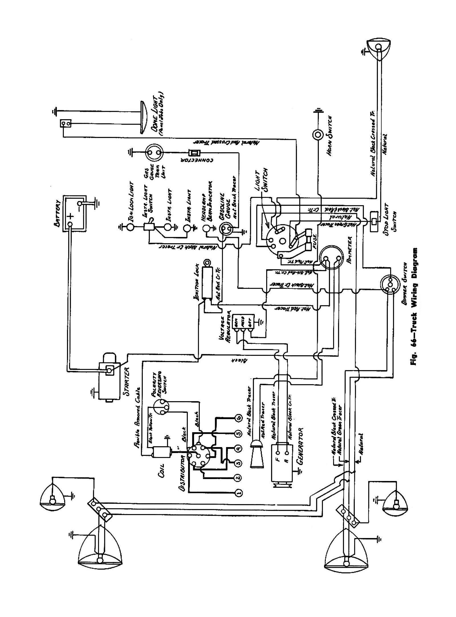 International Harvester Wiring Diagram