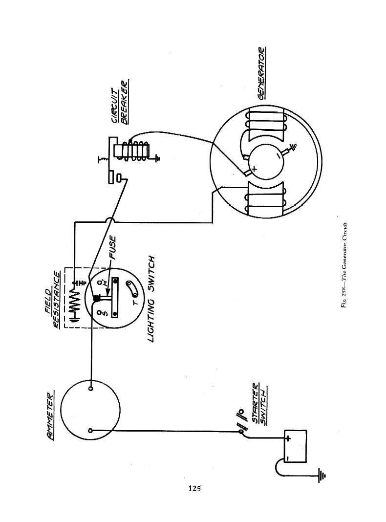 1934 1934 wiring diagrams · 1934 general wiring
