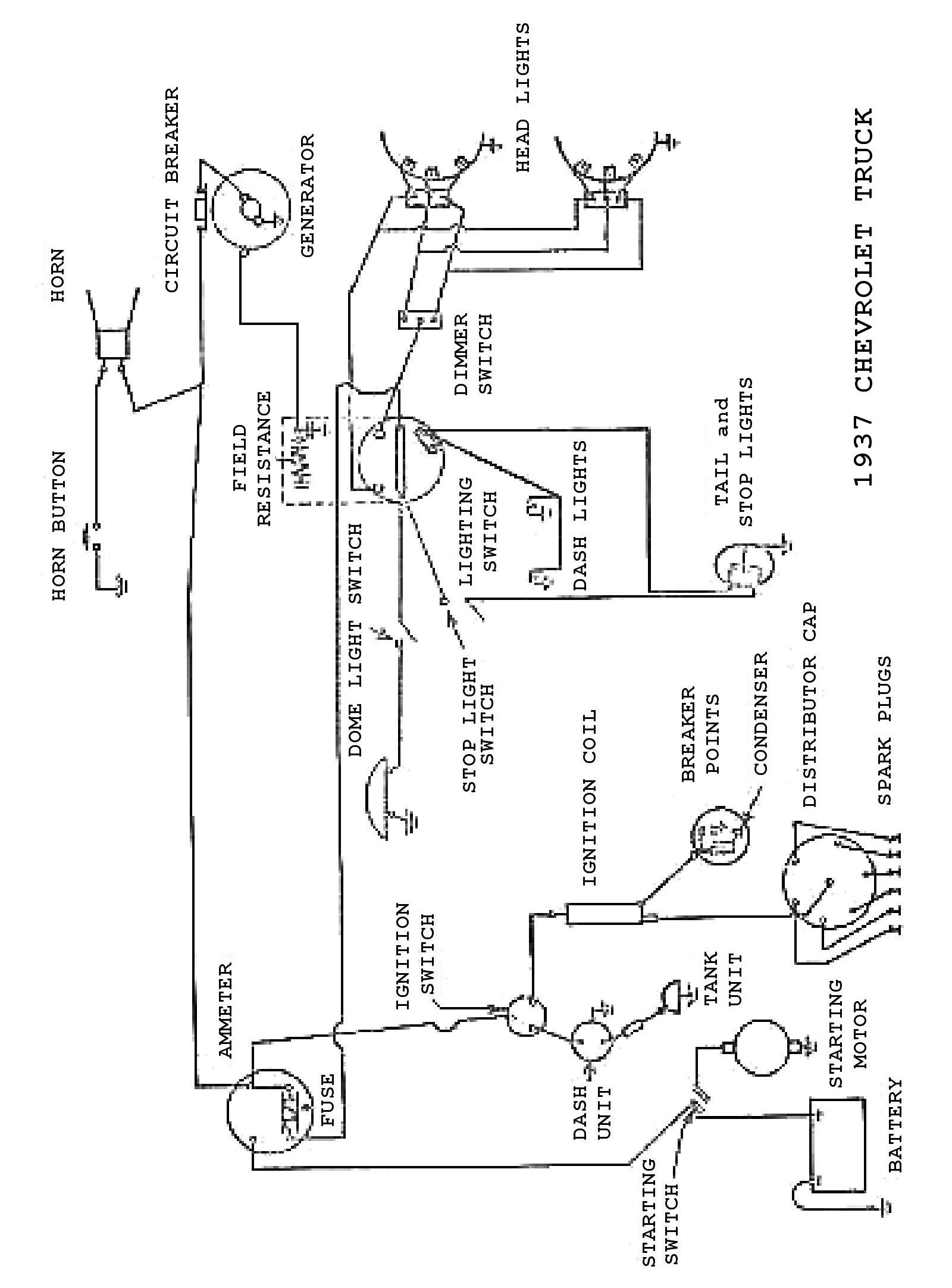 37truck?resize=665%2C899 model a ford generator wiring diagram wiring diagram  at gsmportal.co