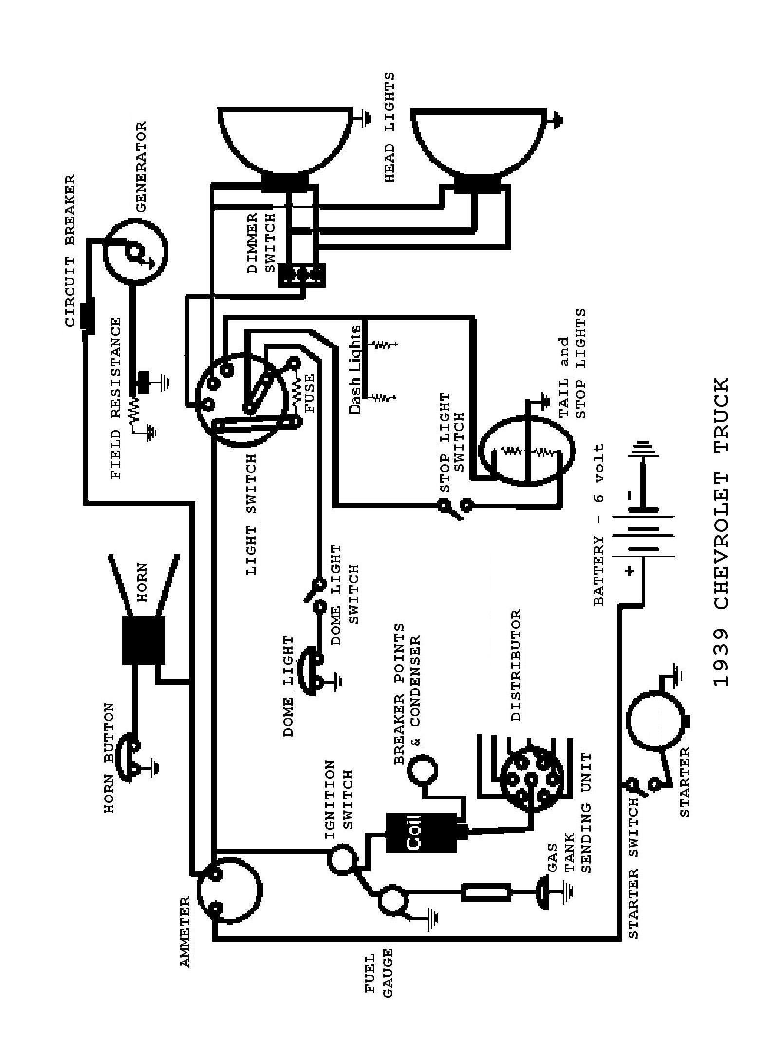 Tractor Farmall C Wiring Diagram Schematic