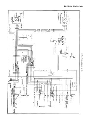 1959 Chevy Apache Wiring Diagram  Wiring Diagram
