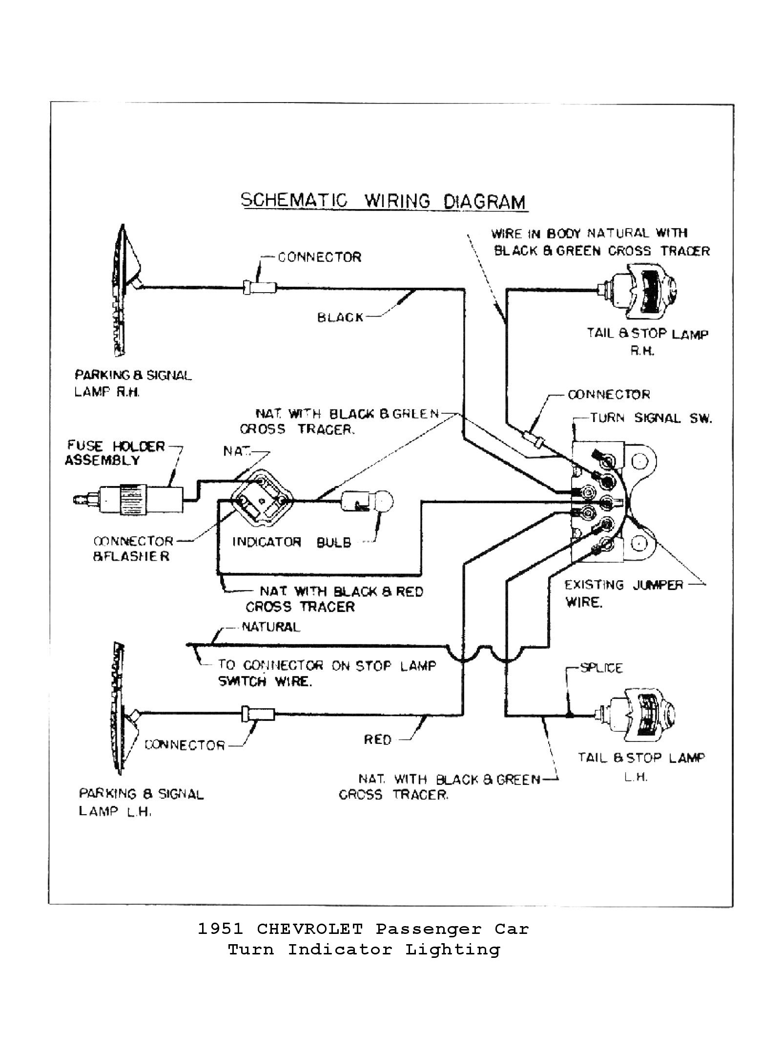 1950 Ford Ignition System Diagram