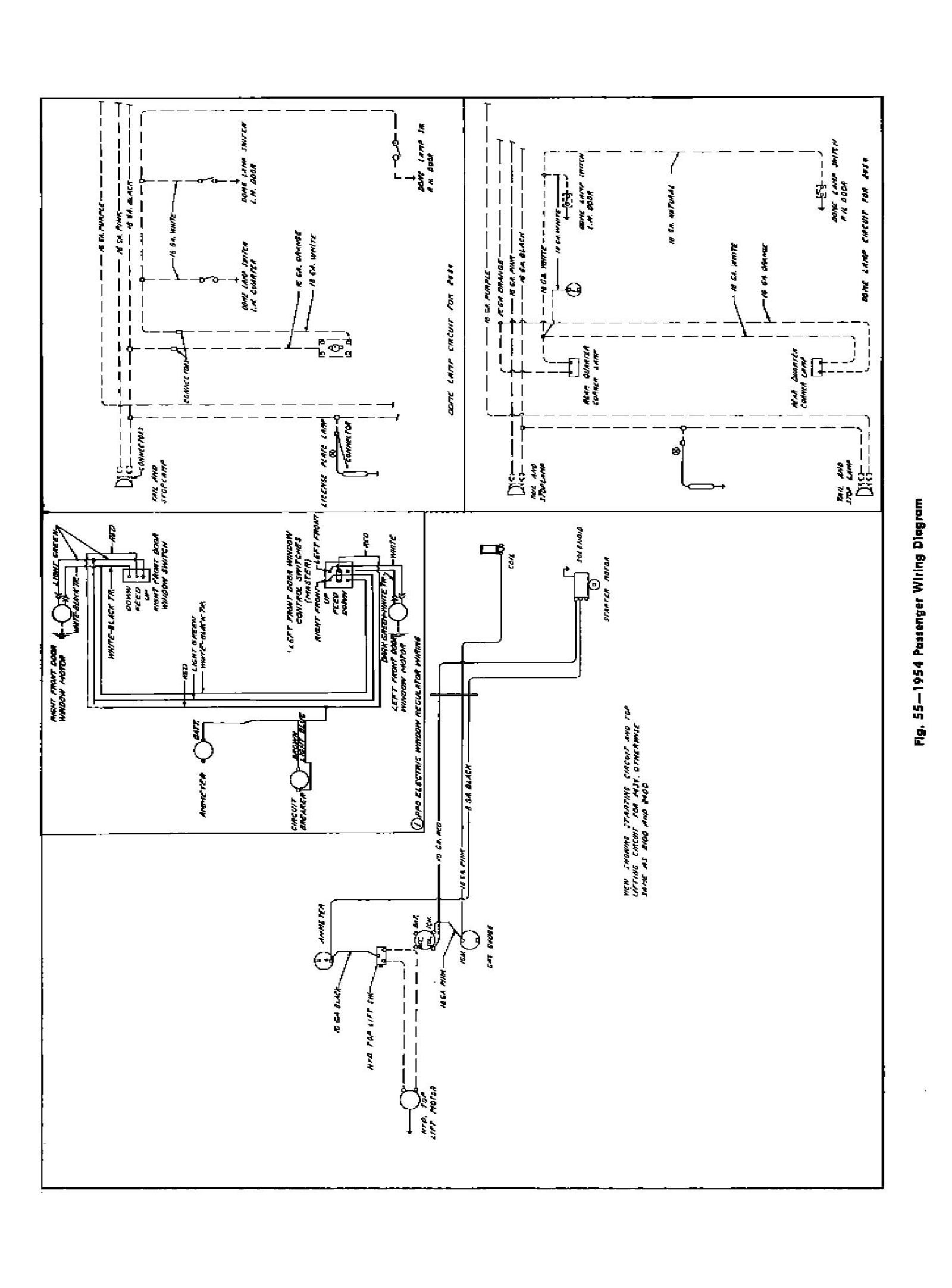 Old Wiring Diagram