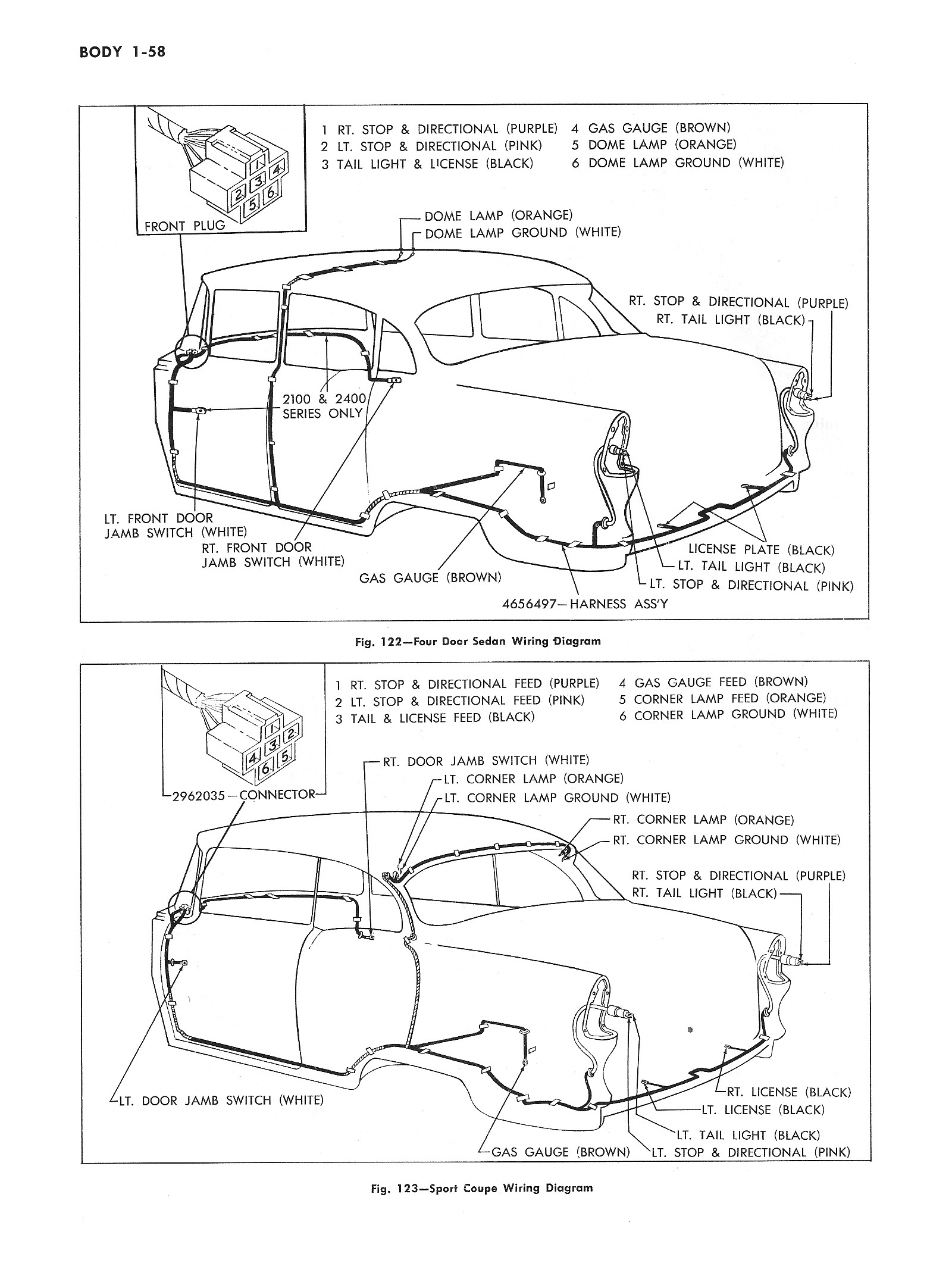 1955 car body wiring 2