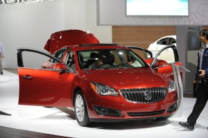 Chevrolet and Buick at NAIAS
