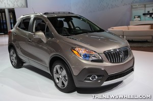Buick to Offer 4G LTE