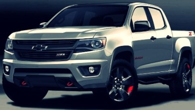 2021 Chevy Colorado Redesign, New Model