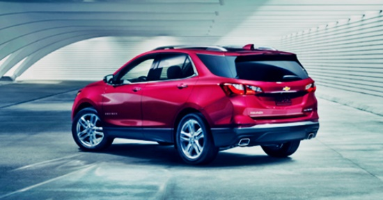 2021 Chevy Equinox Redesign, Release Date