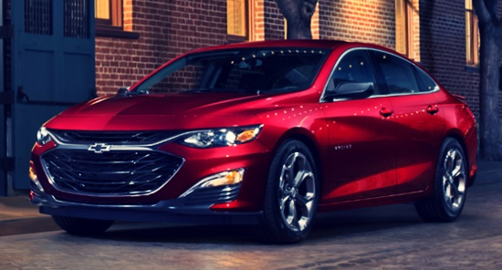 2021 Chevy Malibu Rumors, Redesign