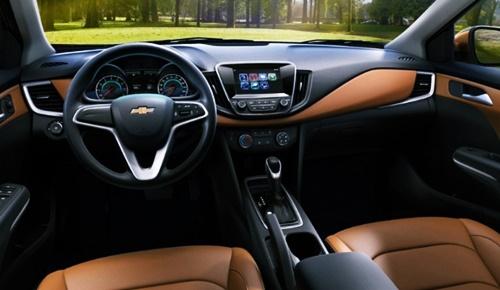 2020 Chevy Cavalier Interior