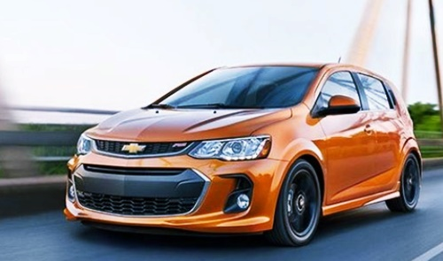 2020 Chevy Sonic Hatchback Canada Review | Chevy Car USA