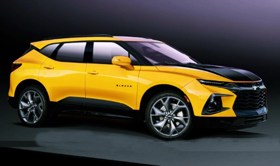 2021 Chevy Blazer SS Rumors, Review, Release | Chevy Car USA