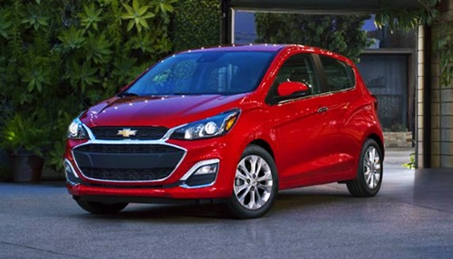 2021 Chevy Spark Rumors, Redesign