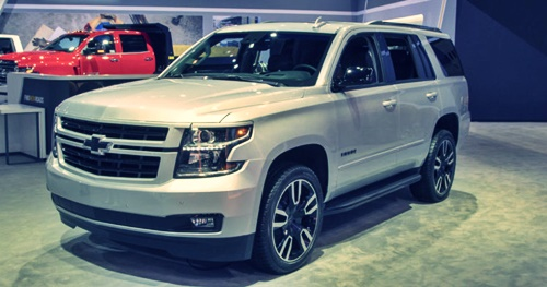 New 2021 Chevy Tahoe Release Date USA