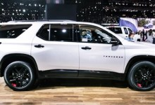Photo of 2021 Chevrolet Traverse Redline Edition USA