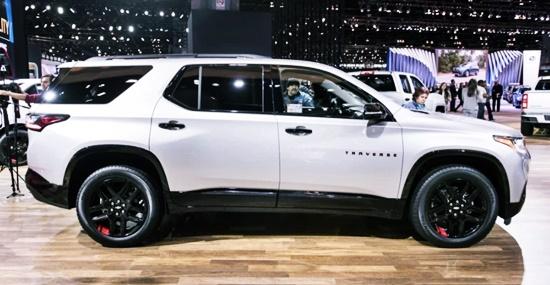 2021 Chevrolet Traverse Redline Edition Usa Chevy Usa