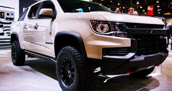 Future Chevy Colorado ZR2 Rumors Comes in 2022