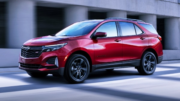 2022 Chevy Equinox USA Release Date, Pricing