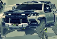 Photo of New 2023 Chevy Silverado ZR2 USA Redesign