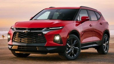 Photo of New 2022 Chevy Blazer SS Horsepower, Pricing