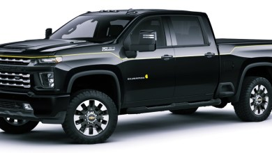 New 2022 Chevy Silverado Midnight Edition