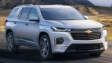 2023 Chevy Traverse