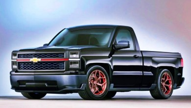 2022 Chevy Silverado Square Body