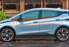2023 Chevy Bolt EV
