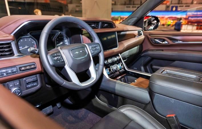 2022 Chevy Silverado 1500 LT Trail Boss Interior