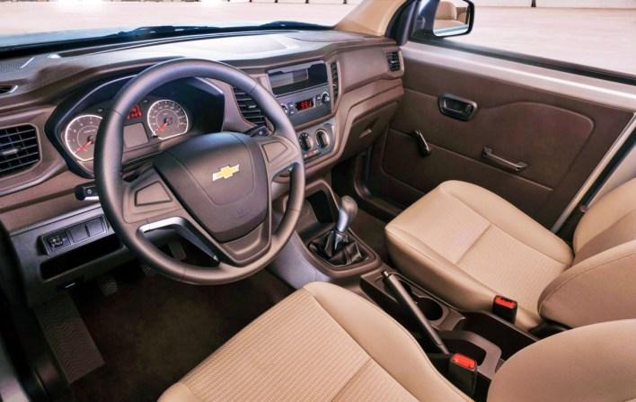 2022 Chevy Tornado Van Interior