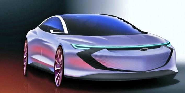 2023 Chevy Impala