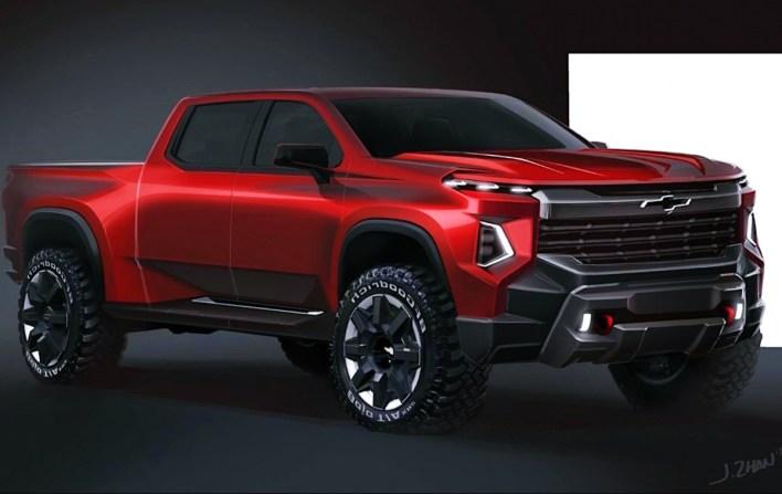 2024 Chevy Silverado HD