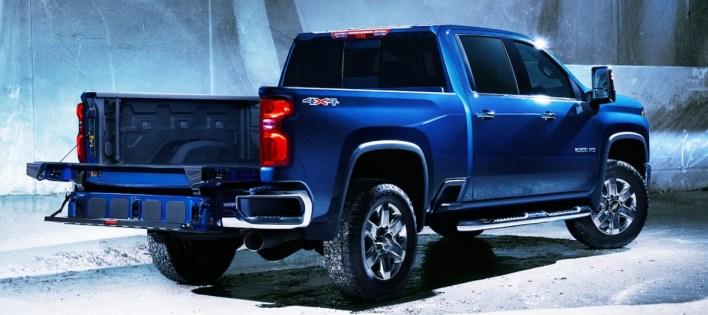 2023 Chevy Silverado 2500 HD Exterior