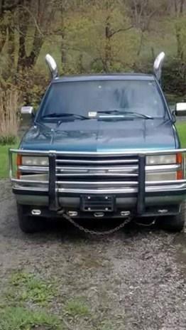 Andrew Jason Mitchell's Truck