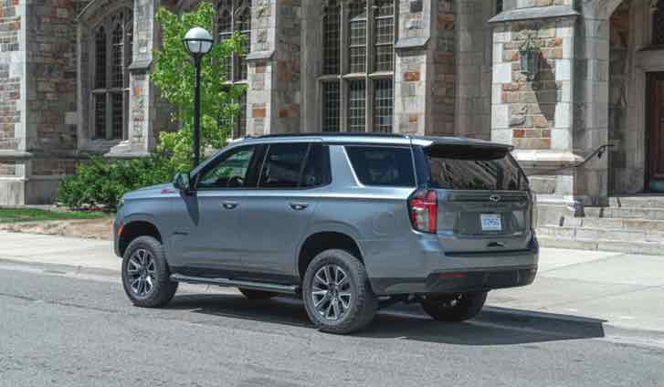 2021 Chevy Tahoe exterior colors Do Chevy Tahoes last long?