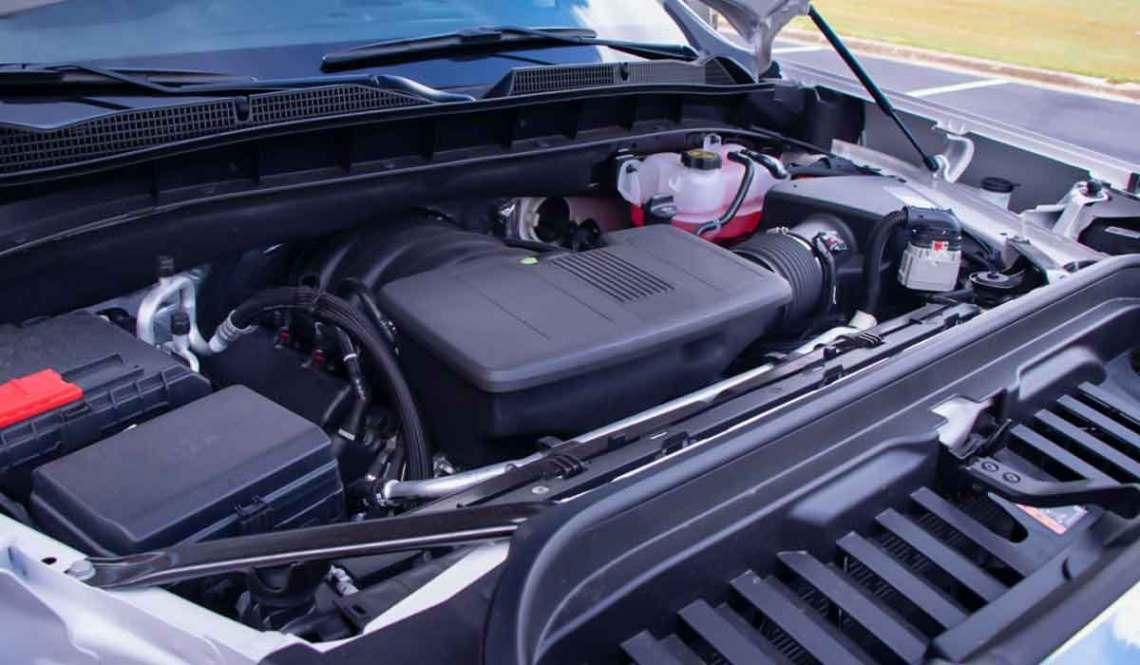 2023 Chevy Silverado