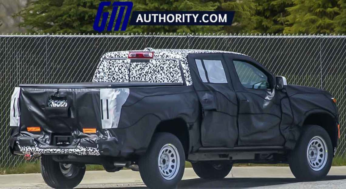 2023 Chevy Colorado While the Colorado 2023 gets a new look, it misses out on powertrain options