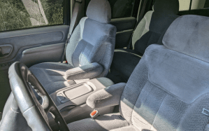 2022 Chevy 3500HD Interior